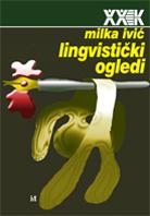 milka ivic - lingvisticki ogledi