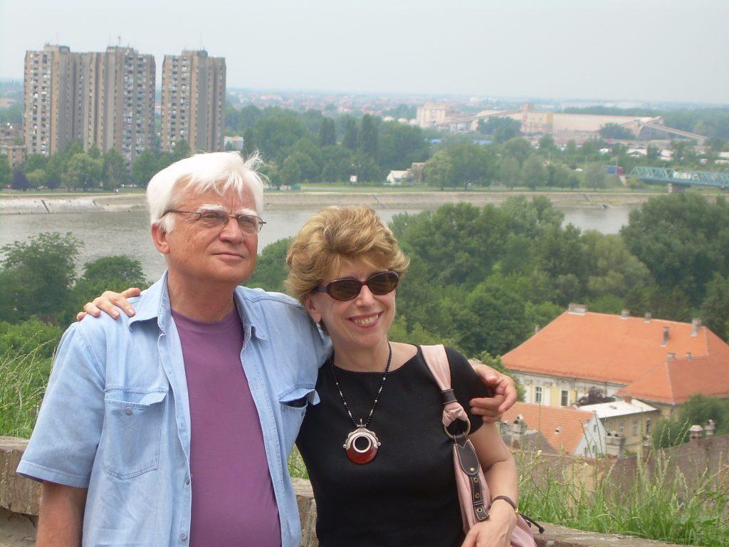 Marija Todorova i Ivan Čolović, Petrovaradin jun 2007.